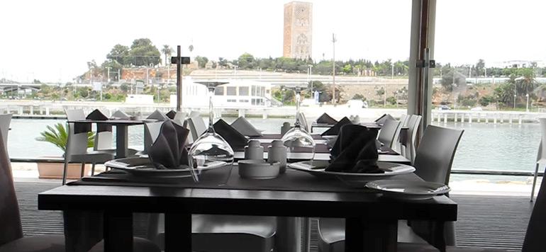Baisse de l'activité des hôtels et restaurants à Rabat