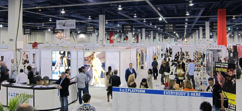 Les industriels de la chaussure prospectent le marché américain