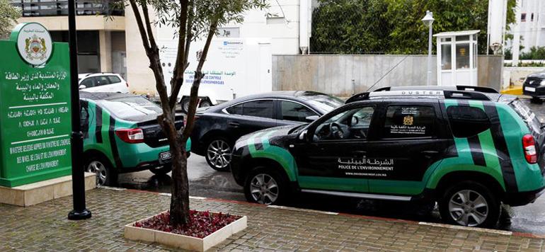 Rabat : la 1ère promotion des inspecteurs de la police de l'environnement voit le jour