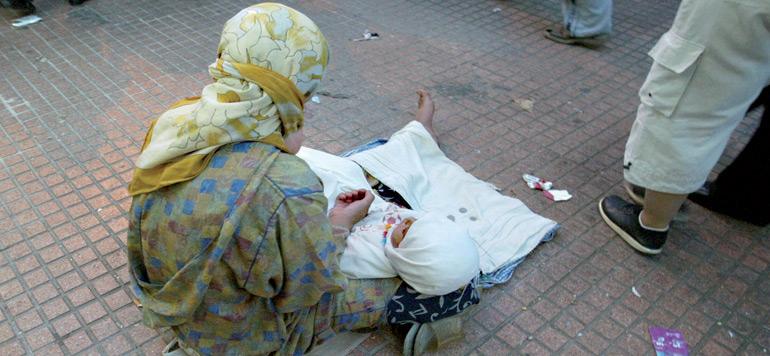 Rabat : la stratégie de lutte contre la mendicité produit ses premiers effets