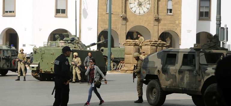 Cinéma : Après Casablanca, de nouvelles «scènes de guerre» au centre ville de Rabat
