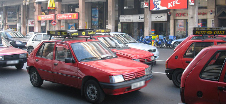 Le dossier des taxis avance