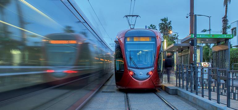 Casablanca: entrée en vigueur du nouveau contrat d'exploitation du tramway