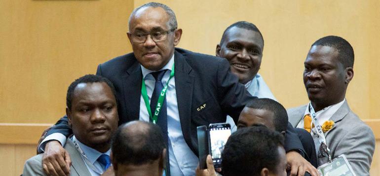 Le Maroc est capable d'organiser la Coupe du monde 2026, selon le président de la CAF