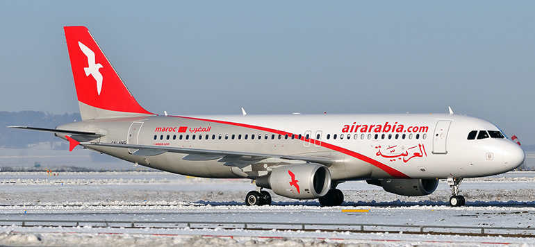 Air Arabia Maroc inaugure son premier vol Casablanca-Catane