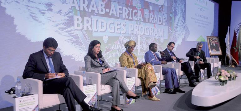 Vers une intégration économique entre les régions arabe et africaine