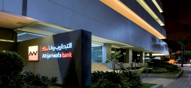 Attijariwafa bank, sponsor officiel du Salon Auto-Expo