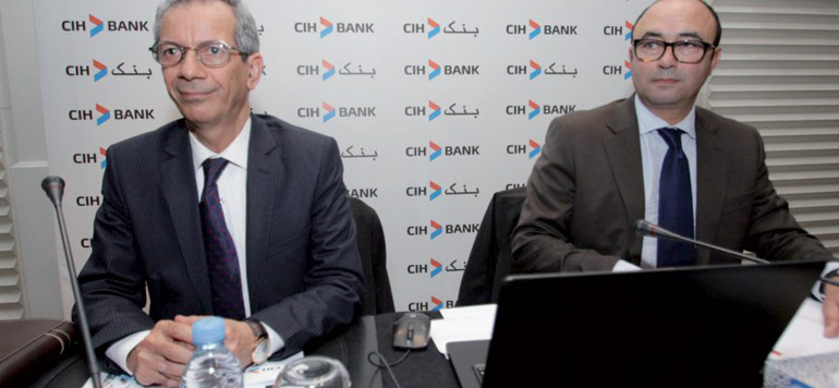 CIH Bank termine 2016 sur de bonnes performances commerciales