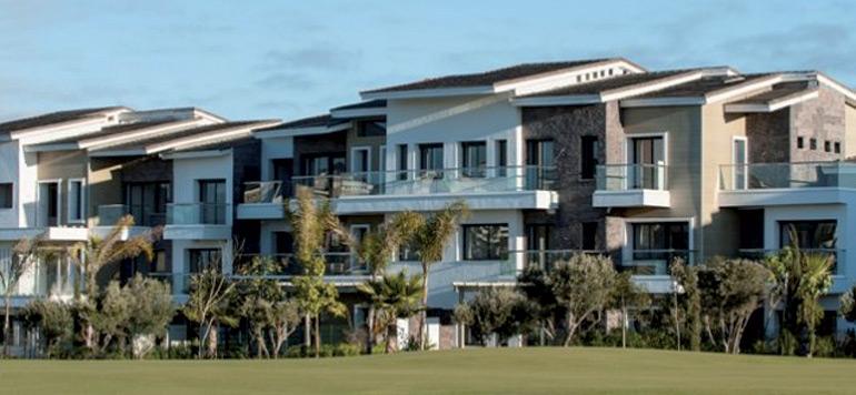 California Golf Resort achevé à 70%