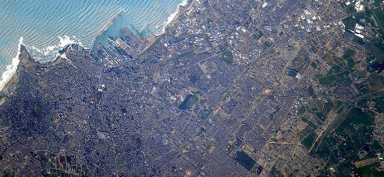 Des clichés de Casablanca et Agadir depuis la station spatiale !