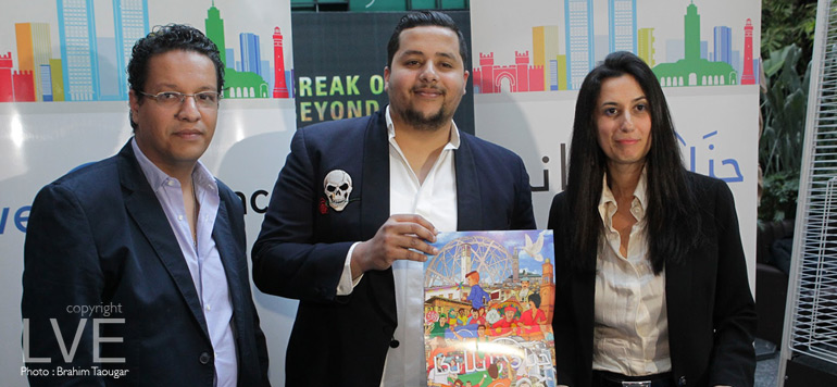 «Casawa», la bande dessinée qui rend hommage à Casablanca