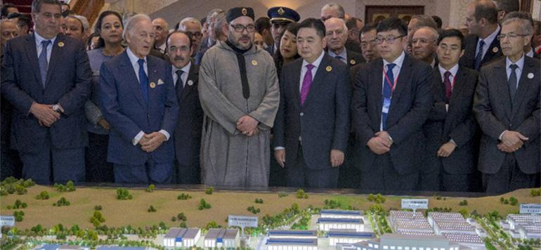 Près de 100 milliards de DH pour construire  la «Cité Mohammed VI Tanger-Tech»