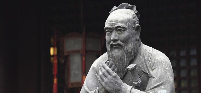 Confucius s'installe au Nord