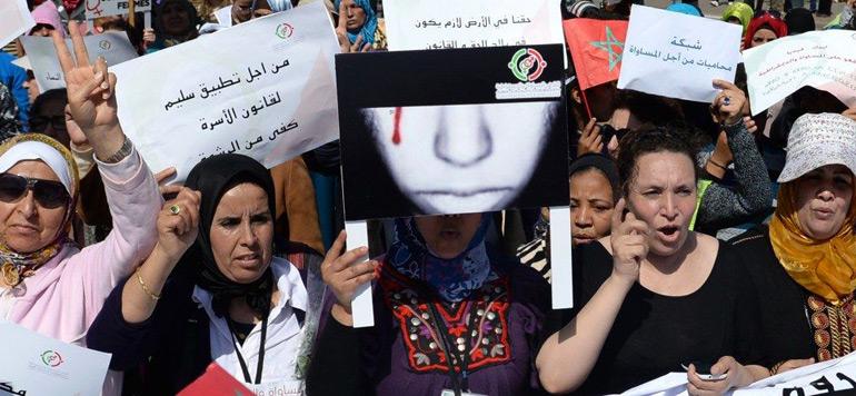 Droits des femmes : le constat des ONG