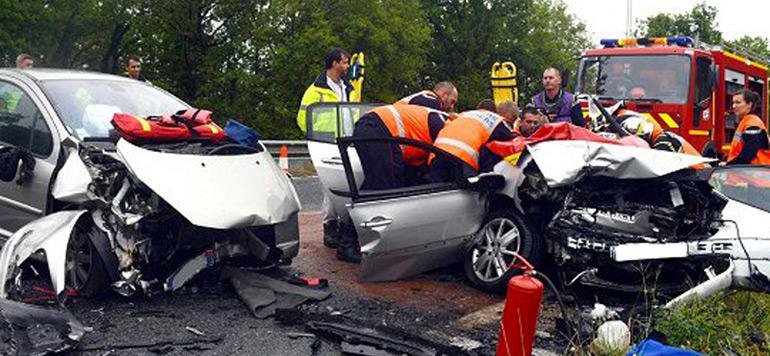 Espagne : un mort et deux blessés Marocains dans un accident de la route