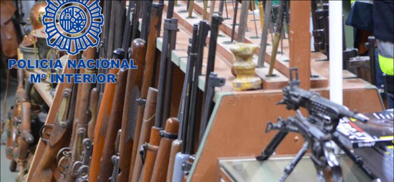 Espagne : saisie record d'armes de guerre dans le nord du pays