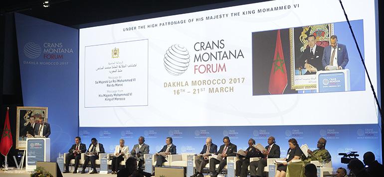 Les participants au Forum Crans Montana ébauchent des stratégies pour l'Afrique du XXIe siècle