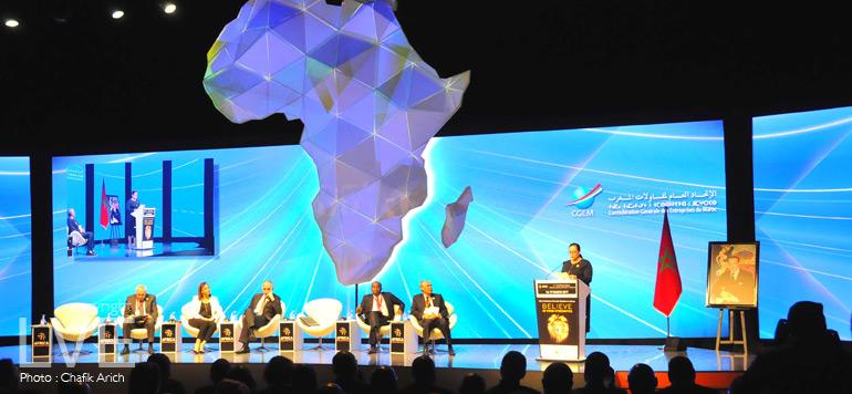 Le coup d'envoi des travaux de la 5ème édition du forum international Afrique développement