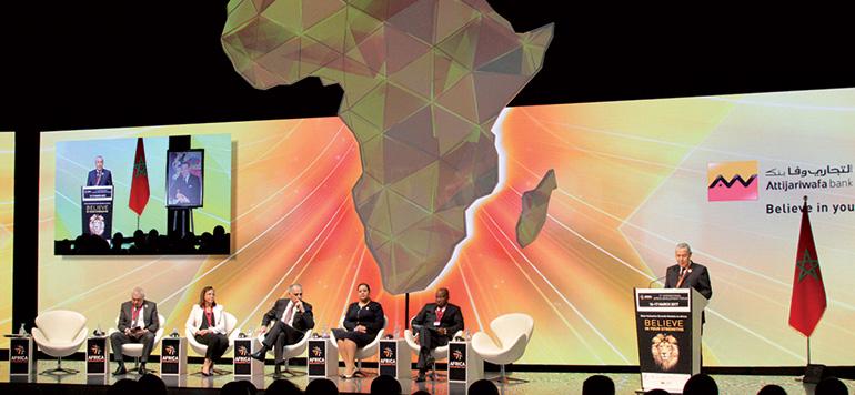 Franc succès pour la 5e édition du Forum international Afrique développement