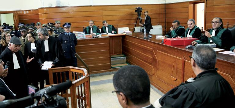 Gdim Izik : le procès se poursuit normalement