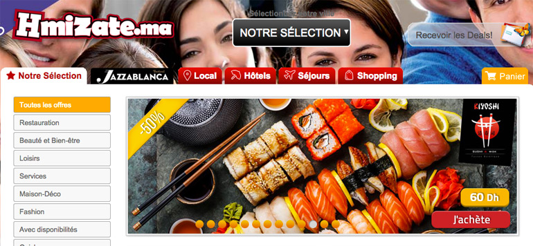 E-commerce : Entretien avec Kamal Reggad, Fondateur & DG du Groupe Menaclick (Hmizate.ma & Hmall.ma)