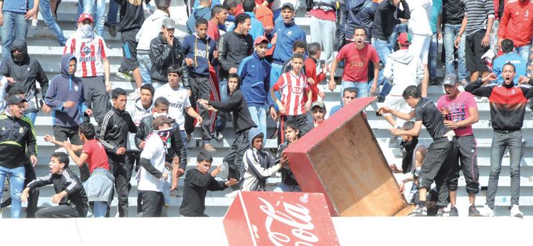 Hooliganisme : L'intérieur agira avec rigueur contre les groupes Ultras