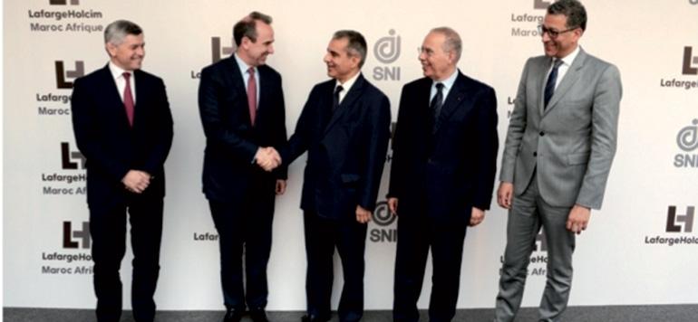 LafargeHolcim Maroc Afrique investit au Cameroun
