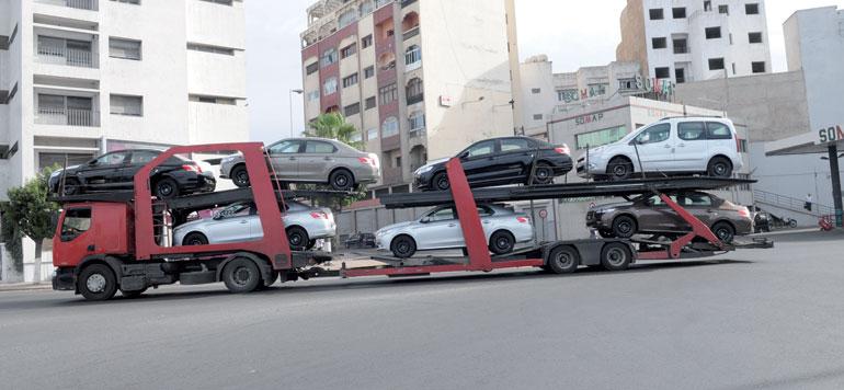 Logistique automobile : l'activité progresse de 15 à 20% par an