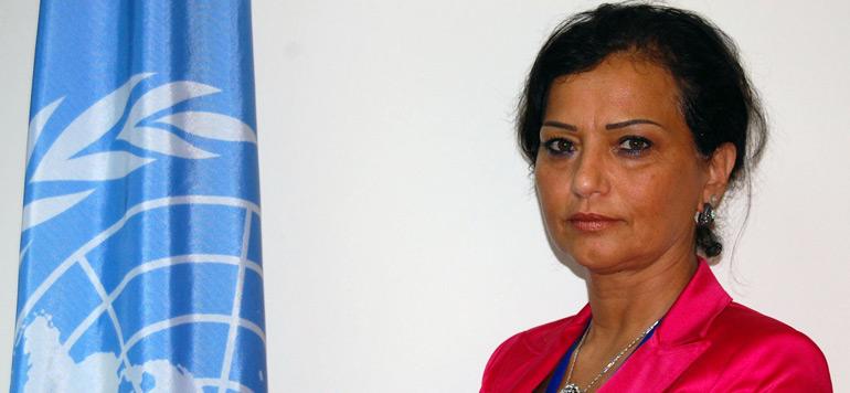 Une Marocaine consacrée à l'ONU