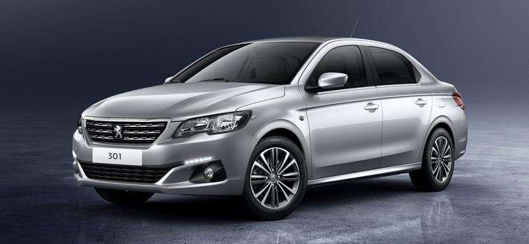 La Peugeot 301 s'offre du style et conserve sa robustesse