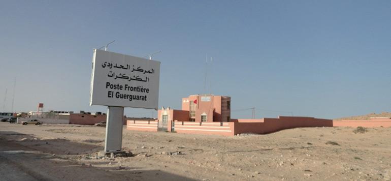 Le Polisario pris dans le piège d'El Guerguerat