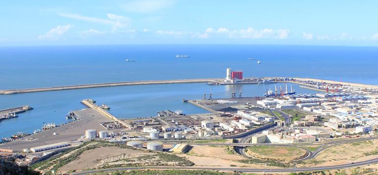 Traversée militante d'Agadir