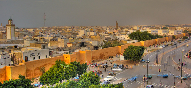 Rabat en tête de nos cités
