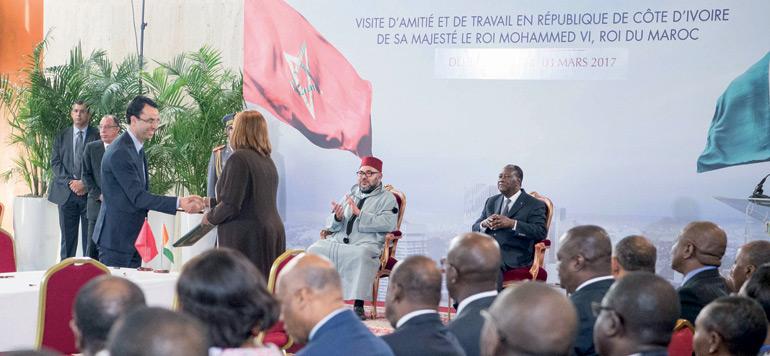 Visite royale en Côte-d'Ivoire : un déplacement à forte connotation économique