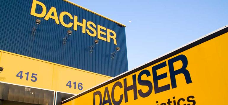 La plateforme de Dachser souffle sa première bougie