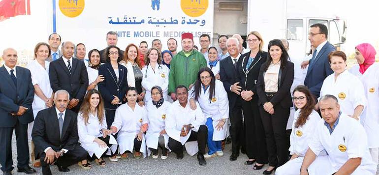 La Fondation Mohammed V multiplie les actions pour lutter contre la précarité