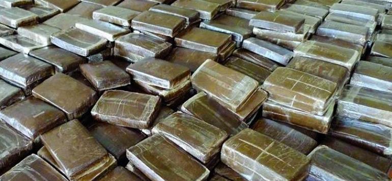 Nador : Saisie de près de 15 tonnes de haschich