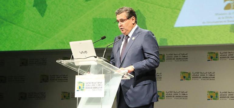 L'agriculture marocaine a amorcé sa vitesse de croisière