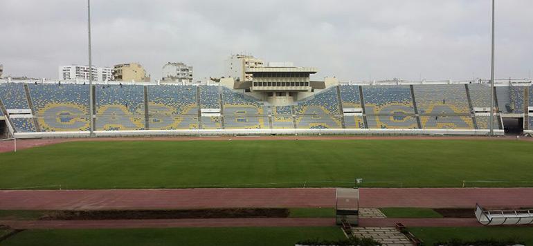 Complexe sportif Mohammed V : réunion du comité de suivi de la rénovation