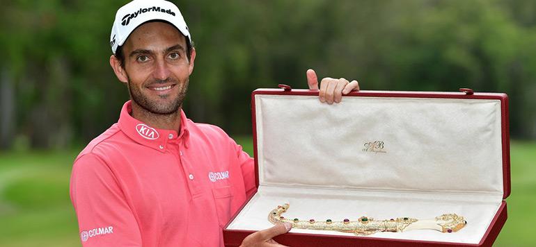 Trophée Hassan de golf : L'Italien Edoardu Molinari remporte la 44ème édition