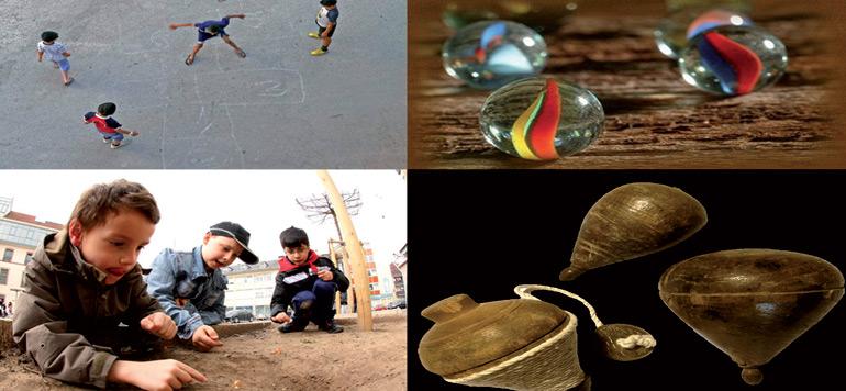 Evolution ludique des enfants : ils sont nombreux à ignorer les jeux à l'ancienne…