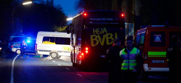 Explosions à Dortmund: la piste islamiste examinée