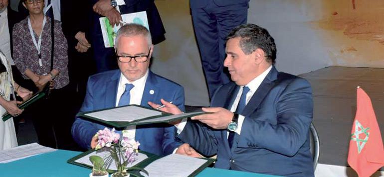 La FAO renforce sa coopération avec le Maroc