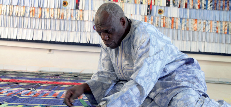 FICM : Abdoulaye Konaté : «L'indépendance est comme le papillon, beau, multicolore, mais fragile»