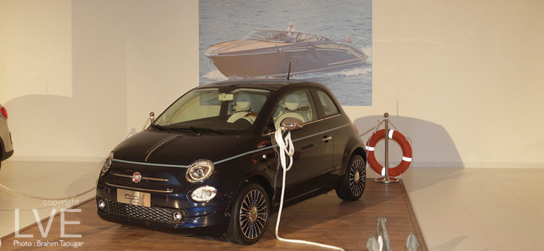 Casablanca : Fiat inaugure le plus grand showroom polyvalent au monde