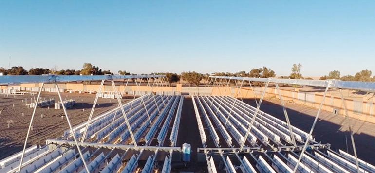 Les réseaux électriques intelligents pour réussir la transition énergétique au Maroc