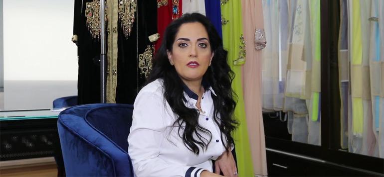 Hind Lamtiri : «Le caftan participe à la paix grâce à son approche artistique»