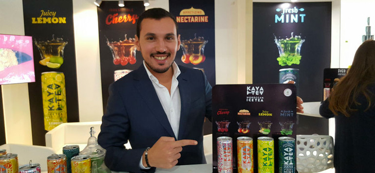 Une jeune entreprise marocaine s'attaque au marché du green tea glacé