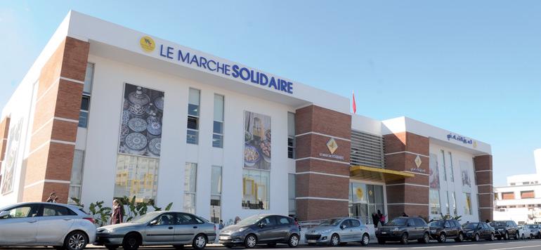 Marché solidaire de Casablanca : des premiers pas rassurants