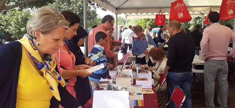 Marrakech célèbre le livre
